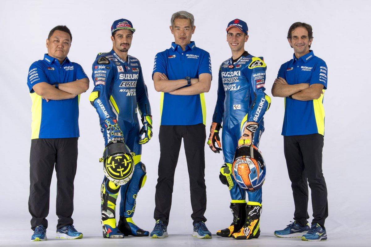 MotoGP | Presentazione Suzuki, Rins: