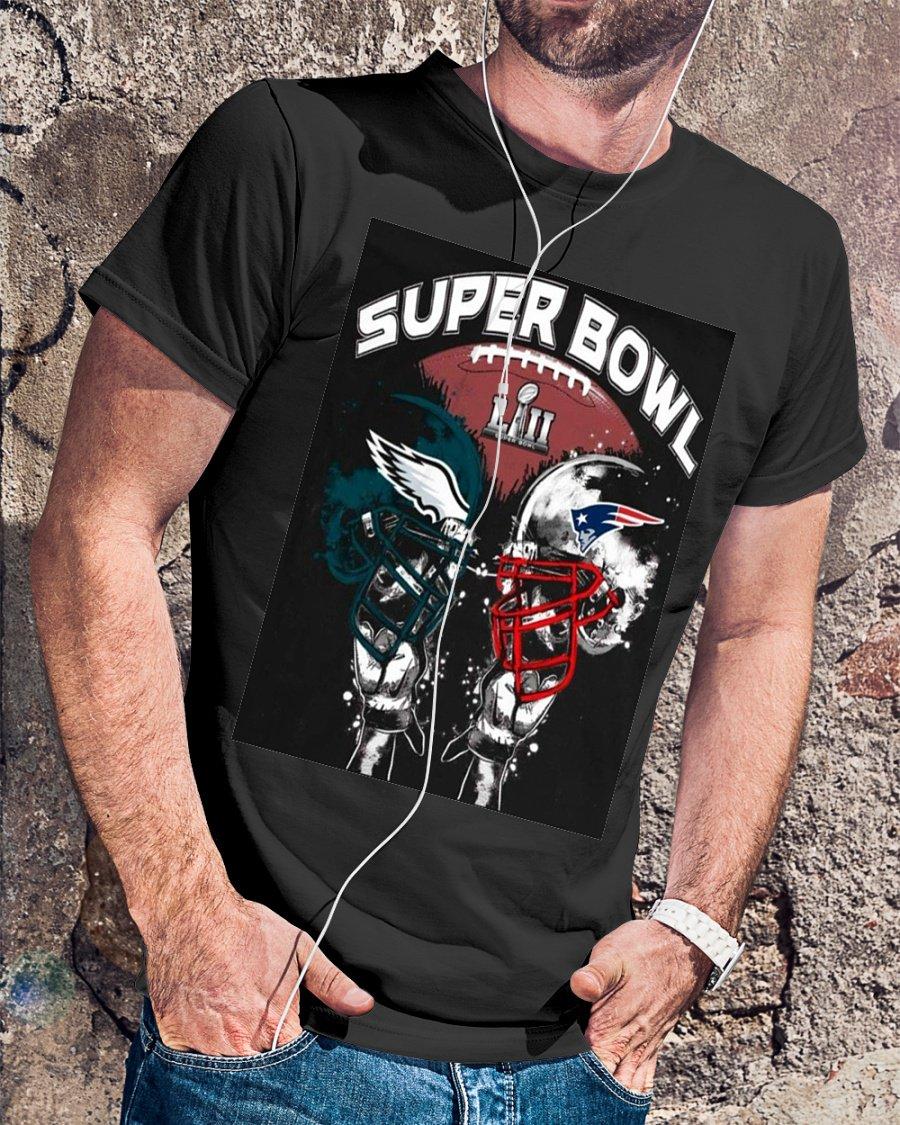 ... vs New England Patriots BUY HERE  https   mylifeshirt.com super-bowl-shirt-lii-philadelphia-eagles-vs-new-england-patriots-medium.html  … 5ef5ed44c