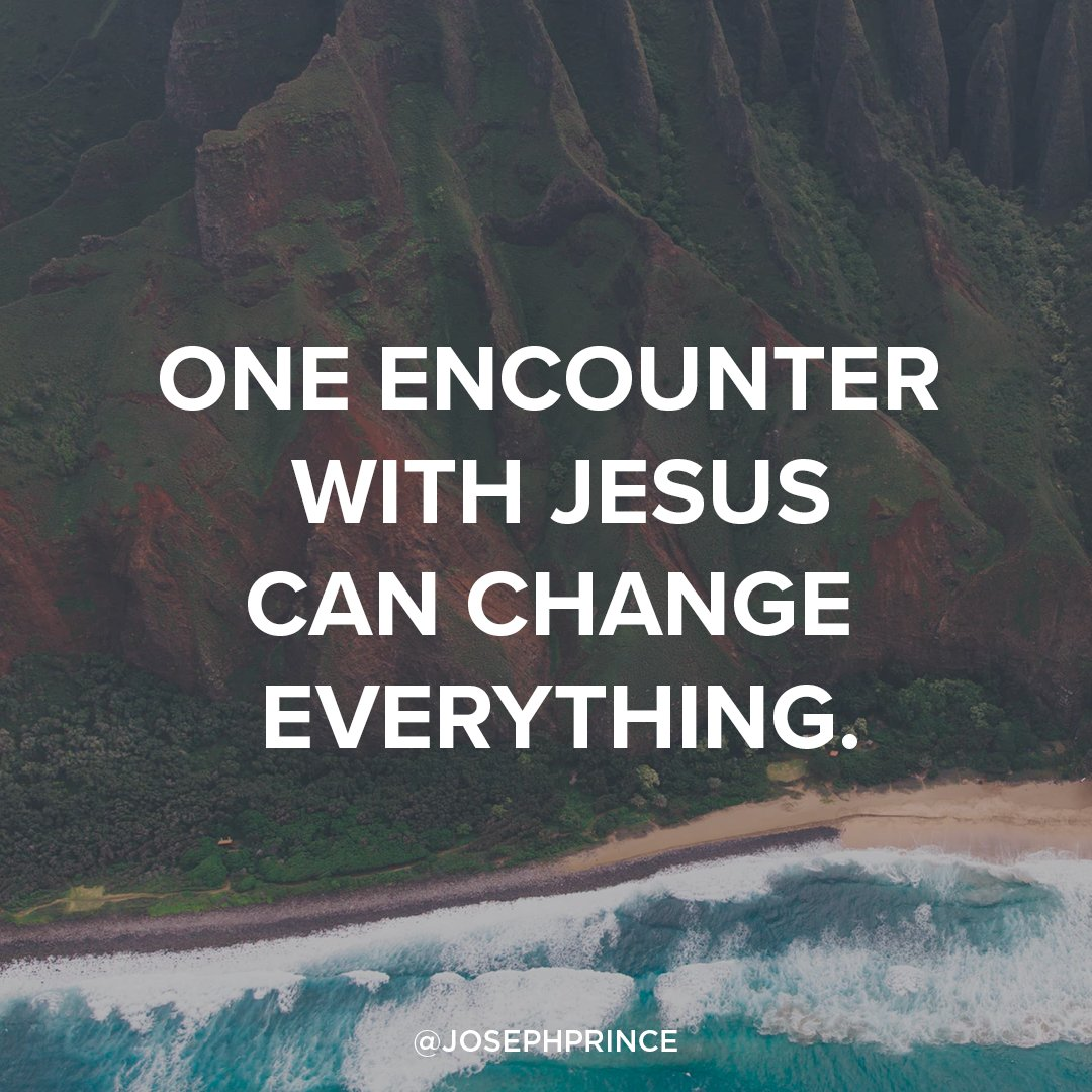 "Joseph Prince on Twitter: ""Everyone who encounters Jesus never leaves the  same. He can free you from the guilt of your past and the labels that have  been put on you—just one"