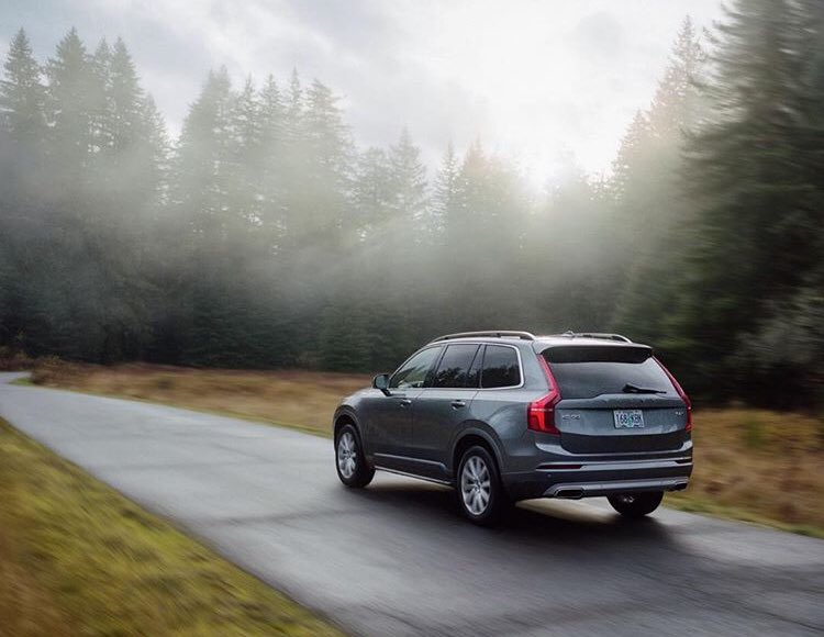 """Volvo Car USA on Twitter: """"@isaaclkoval takes us on a road ..."""