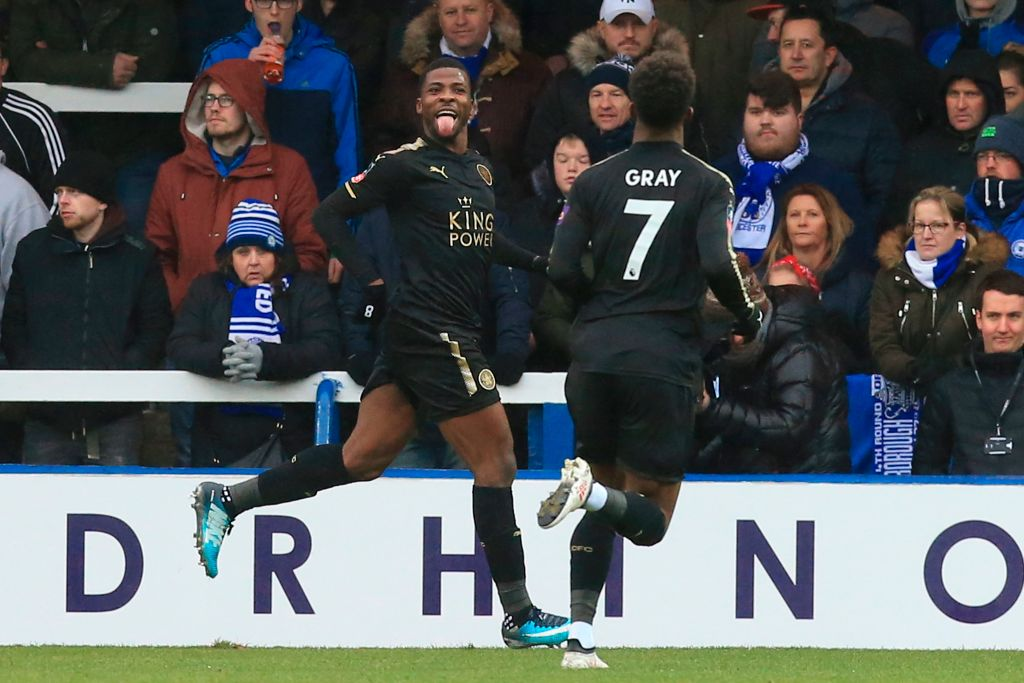 Video Peterborough United 1-5 Leicester City Highlights 27 January 2018