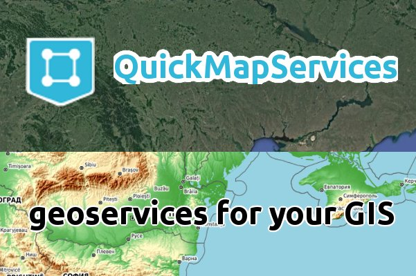 quickmapservices hashtag on Twitter