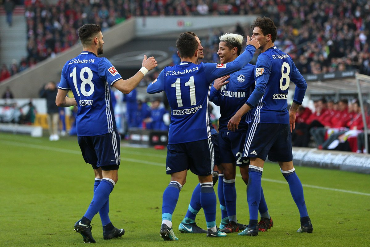VfB vs Schalke Highlights 0-2