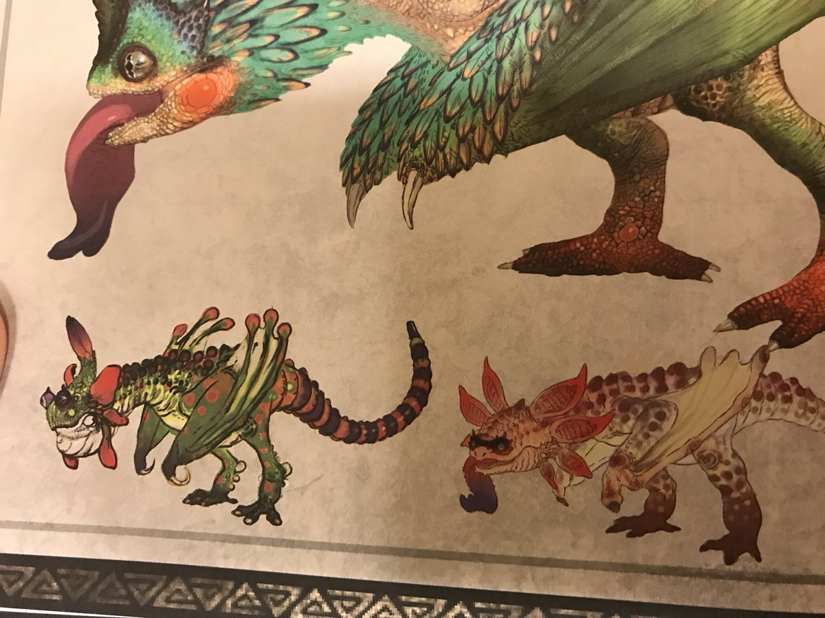 Bannedlagiacrus On Twitter Here Is Some Of The Concept Art That