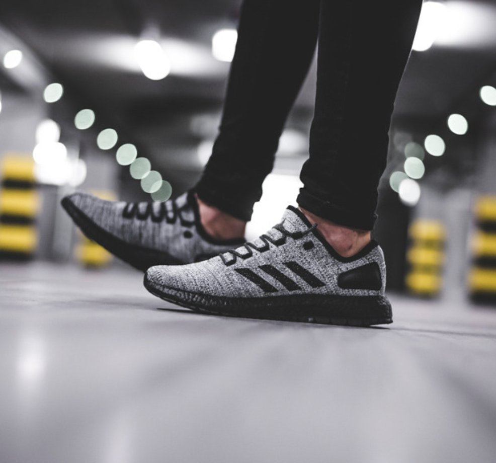 cfa5d8bc34b69 Adidas Pure Boost ATR  OREO  now only  109 (Retail  175) GLOBAL SHIPPING  AVAILABLE! ...