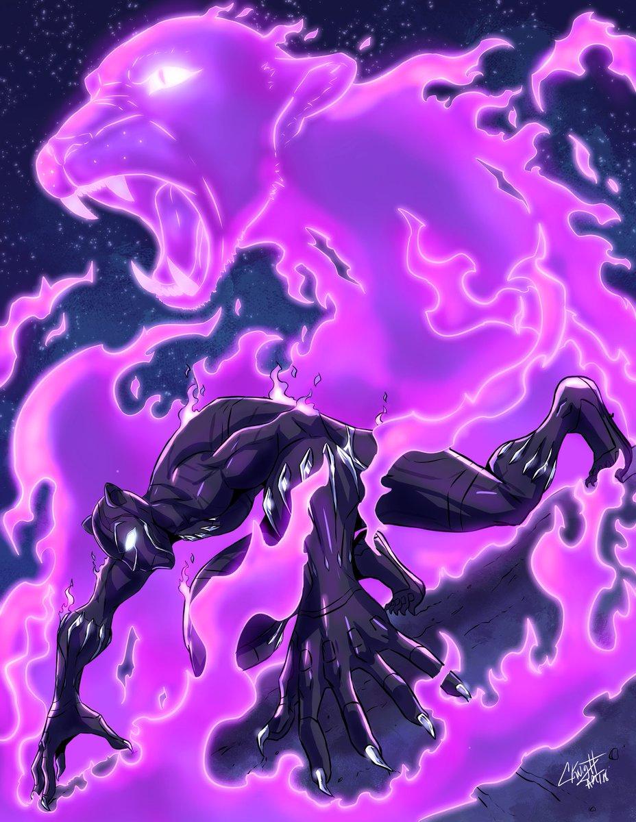 C Knight Art On Twitter I Never Freeze Fan Art For The New Black Panther Release I M Hype For This Chadwickboseman Michaelb4jordan Marvel Blackpanther Marvel Melanin Fanart Blackpanthermovie Wakandaforever Drawing Artwork Illustration