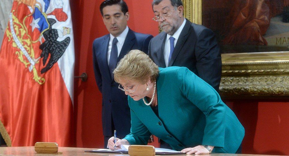 'Nunca deveria estar nas mãos do mercado', Chile aprova ensino superior público universal - https://t.co/8b4jrq1pI5