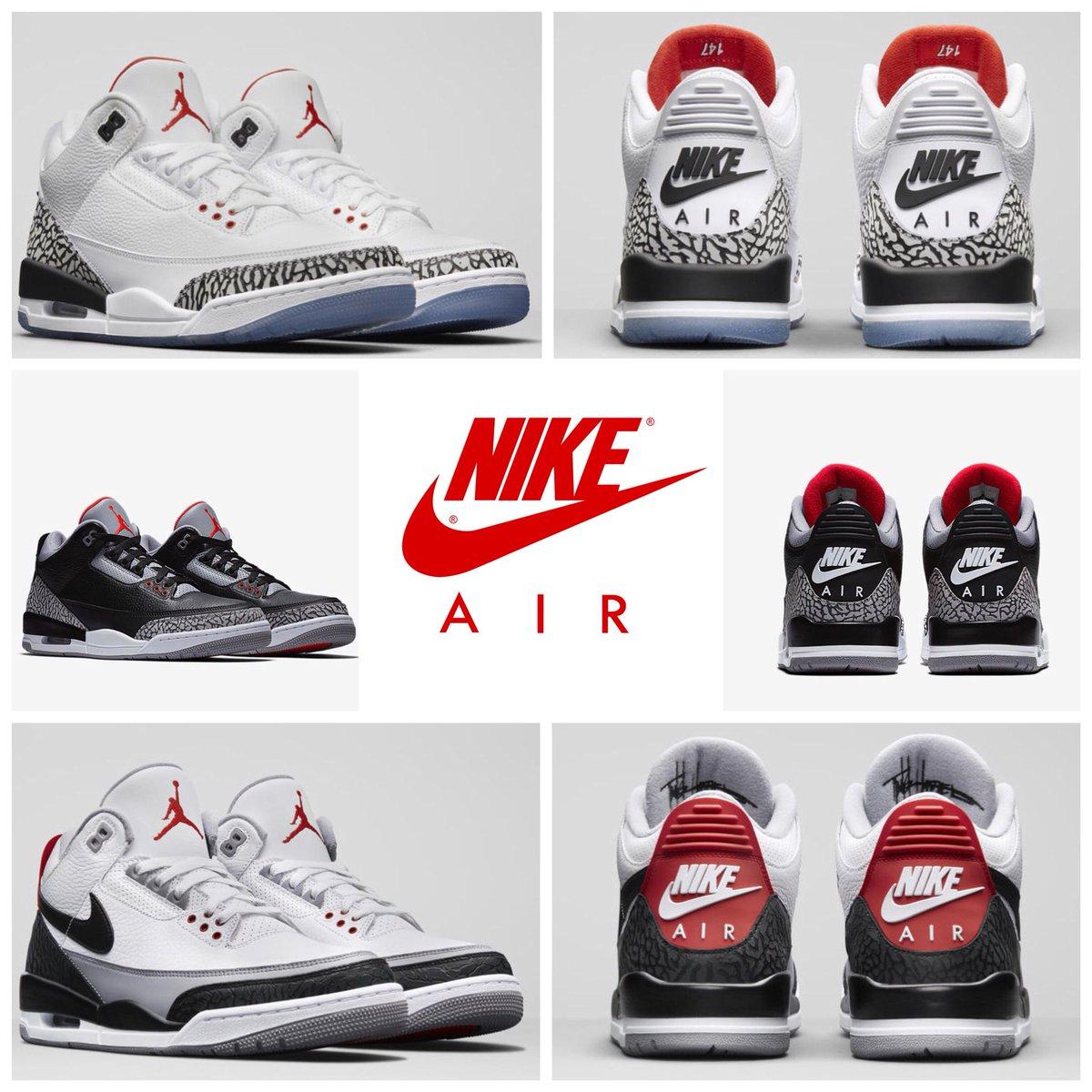 ... official store snkrtwitr on twitter jordan 3 nike air 2 14 1988 dunk  contest 200 2 e8988d0ba