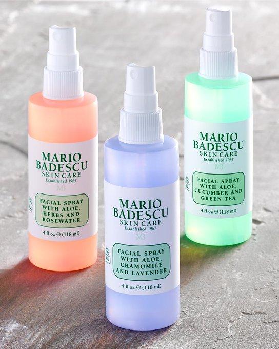Mario Badescu Facial Spray Latest News Breaking News