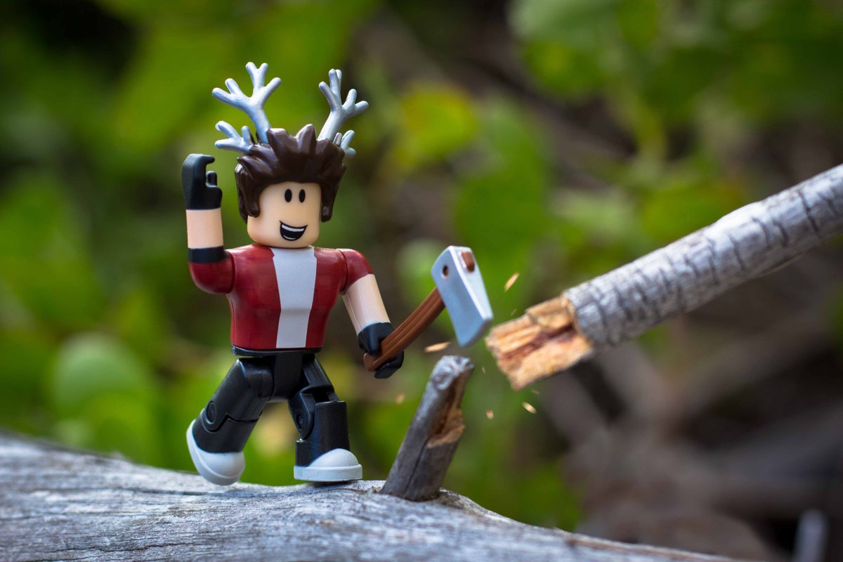 Roblox On Twitter Wood You Believe It The Lumberjack From