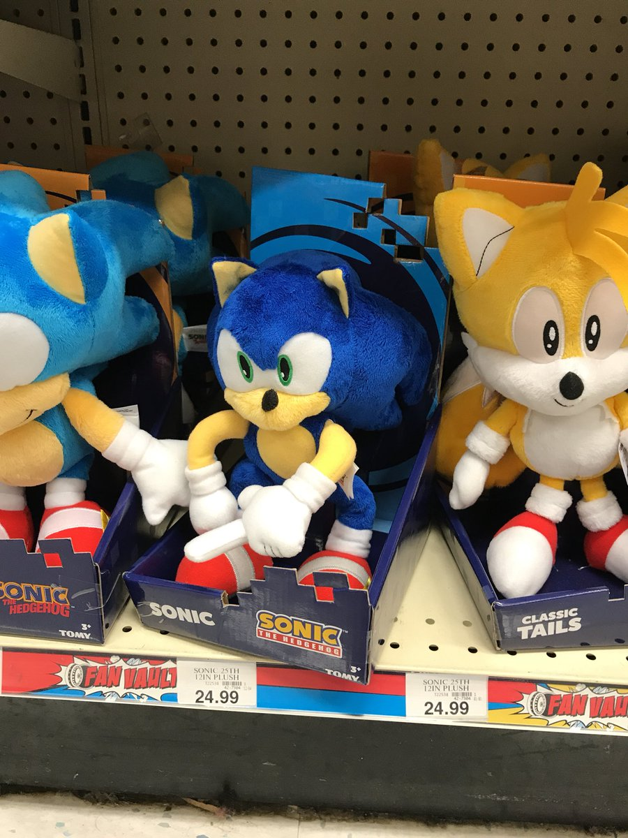 Spiritoftheblue On Twitter The Two Toysrus Near Me Stopped Carrying Sonic Merch Entirely