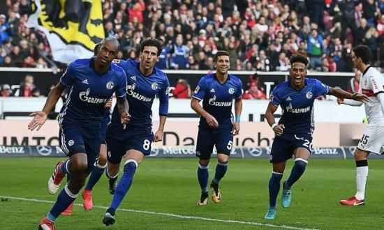 Video: Stuttgart vs Schalke 04