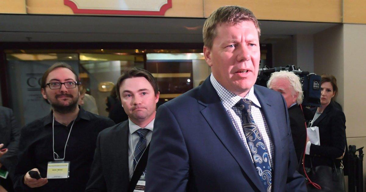 Scott Moe replaces Brad Wall as next premier of Saskatchewan #skpoli #skpldr https://t.co/AmDFKh9Zti