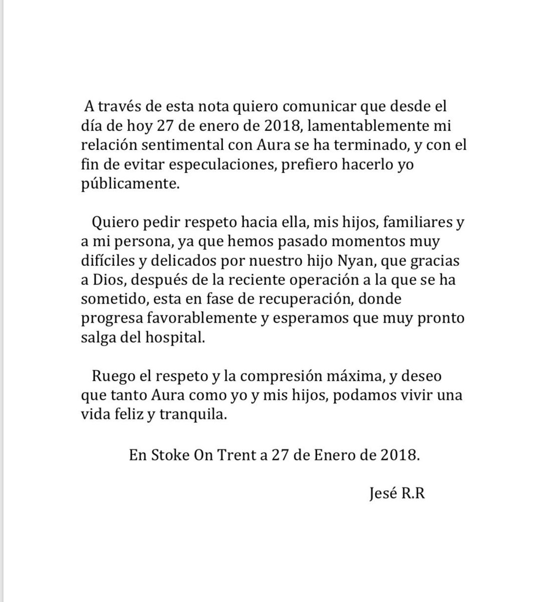 JeseRodriguez10 (@JeseRodriguez10) on Twitter photo 2018-01-27 21:47:53