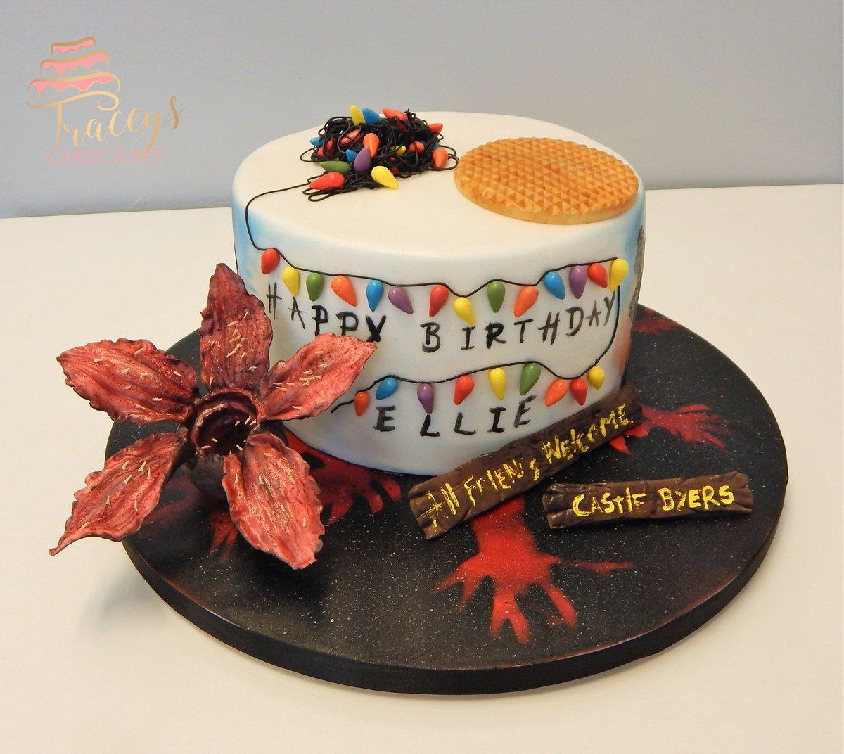 Cake Baking Timeline