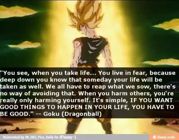 Goku Quotes Emma on Twitter: