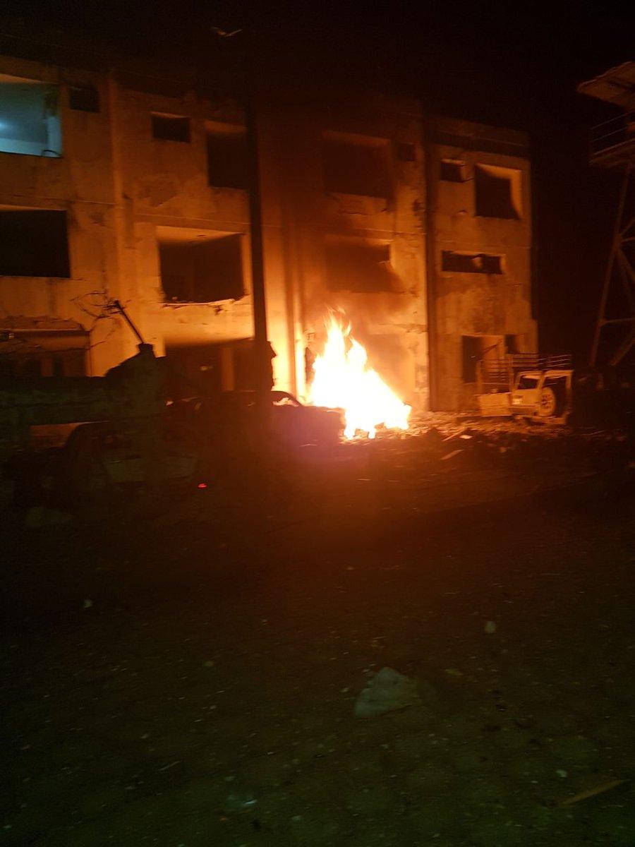 Ecuador declara el estado de excepción en dos ciudades tras una explosión que dejó 28 heridos DUlgK83W0AAJVx3