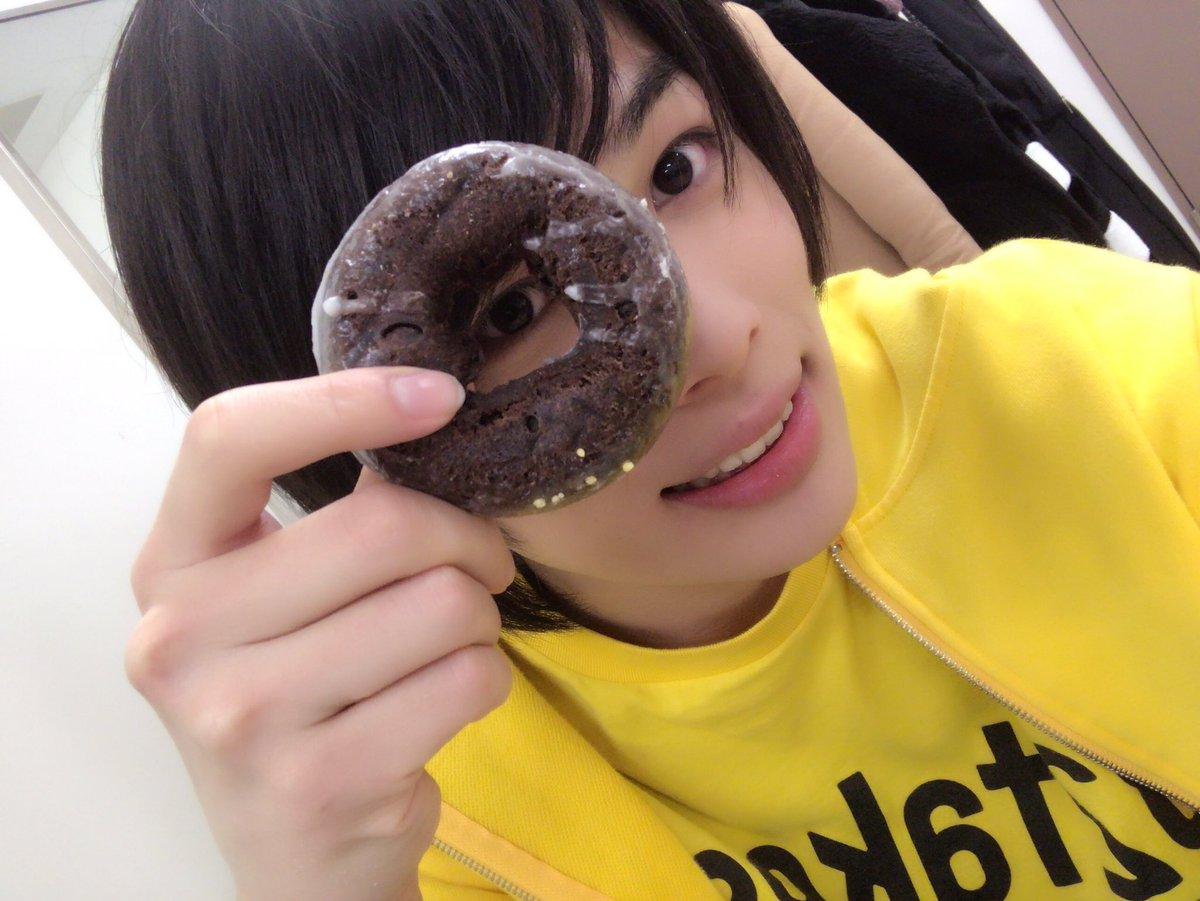 ドーナツと飯山裕太
