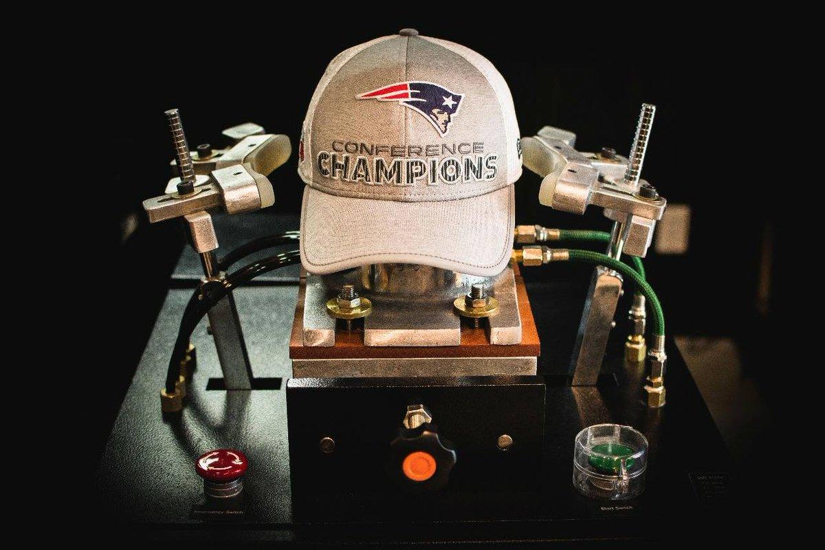 Las gorras de los Campeones de Conferencia de la  NFL ya están disponibles.  ¿Cuál te vas a llevar   ThisIsTheCappic.twitter.com qKoJ1FaRZ3 ba713eda830