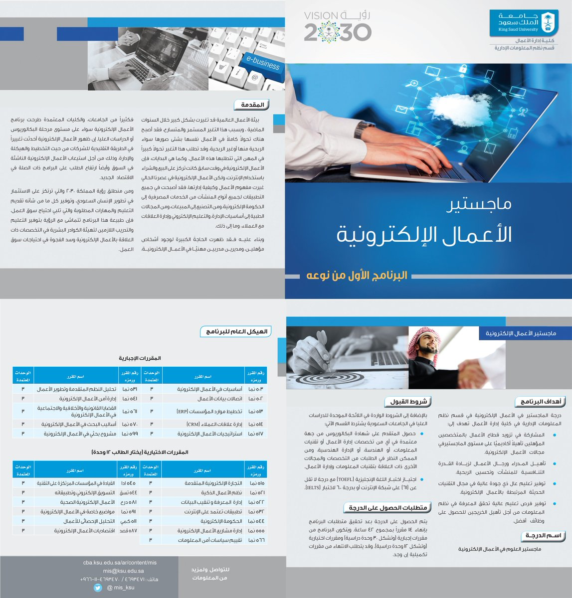 اسئلة اختبار مادة إدارة الأعمال الإلكترونية الفصل الدراسي الثاني 1435هـ  نموذج (c)