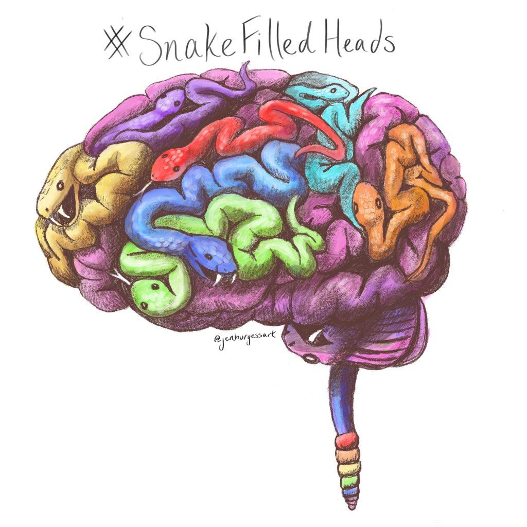 snakefilledheads hashtag on Twitter