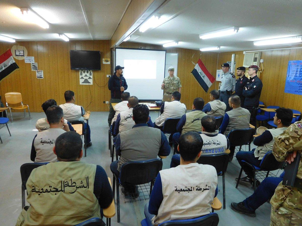 جهود التحالف الدولي لتدريب وتاهيل وحدات الجيش العراقي .......متجدد DUmQ6cqU0AAWx5_