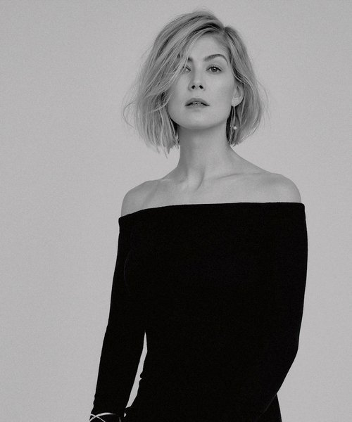 It\s still 10pm here so HAPPY BIRTHDAY to legend rosamund pike we are not worthy