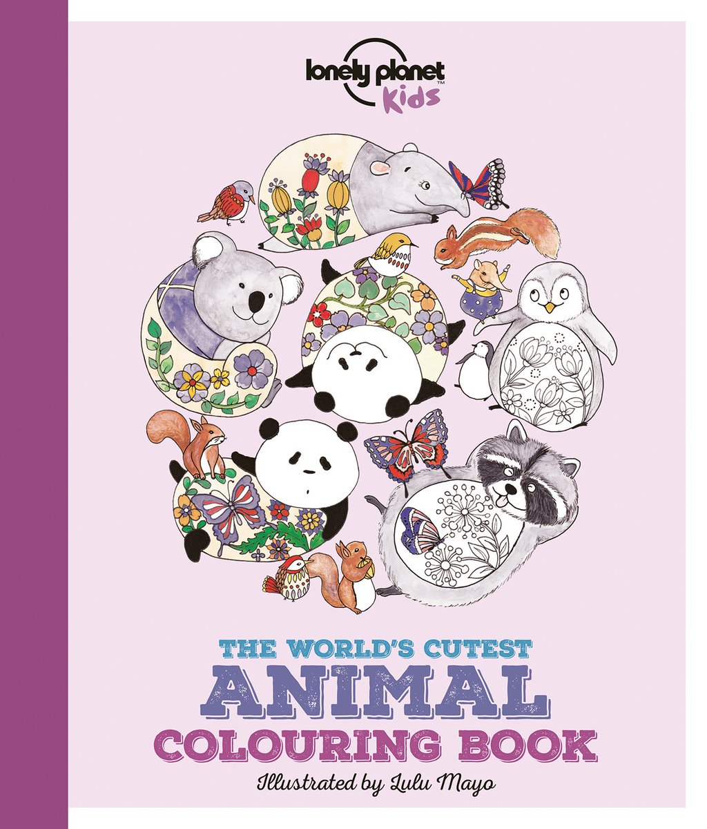 Lonely planet kids on twitter books for the animal lover in your lonely planet kids on twitter books for the animal lover in your family learn about how they live get yourself some fun facts and then get the pencils solutioingenieria Choice Image