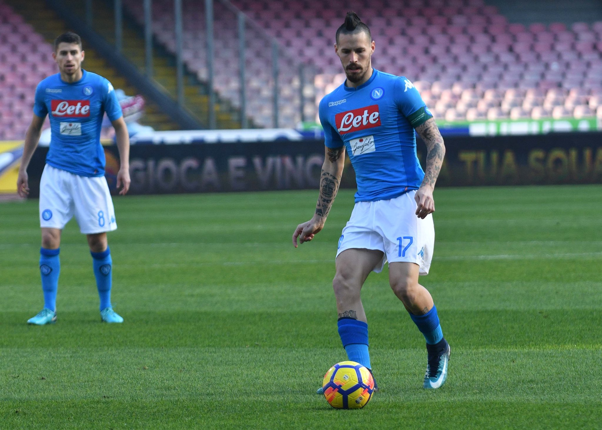 SSC Napoli vs Bologna Highlights 3-1 Serie A 28 January 2018
