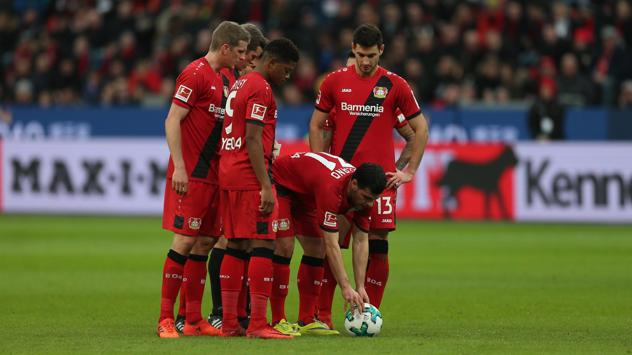 Bayer Leverkusen vs Mainz 05 Highlghts 2-0 Bundesliga 28 January 2018