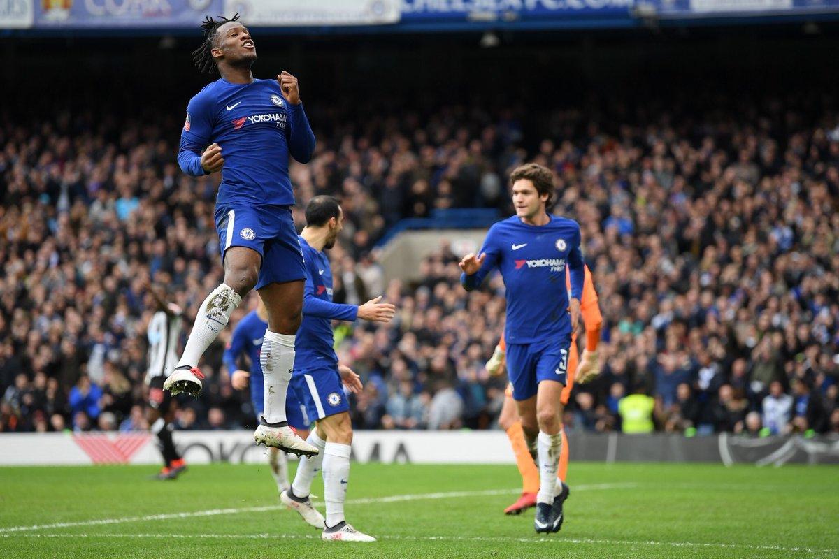 Chấm điểm kết quả Chelsea 3-0 Newcastle United