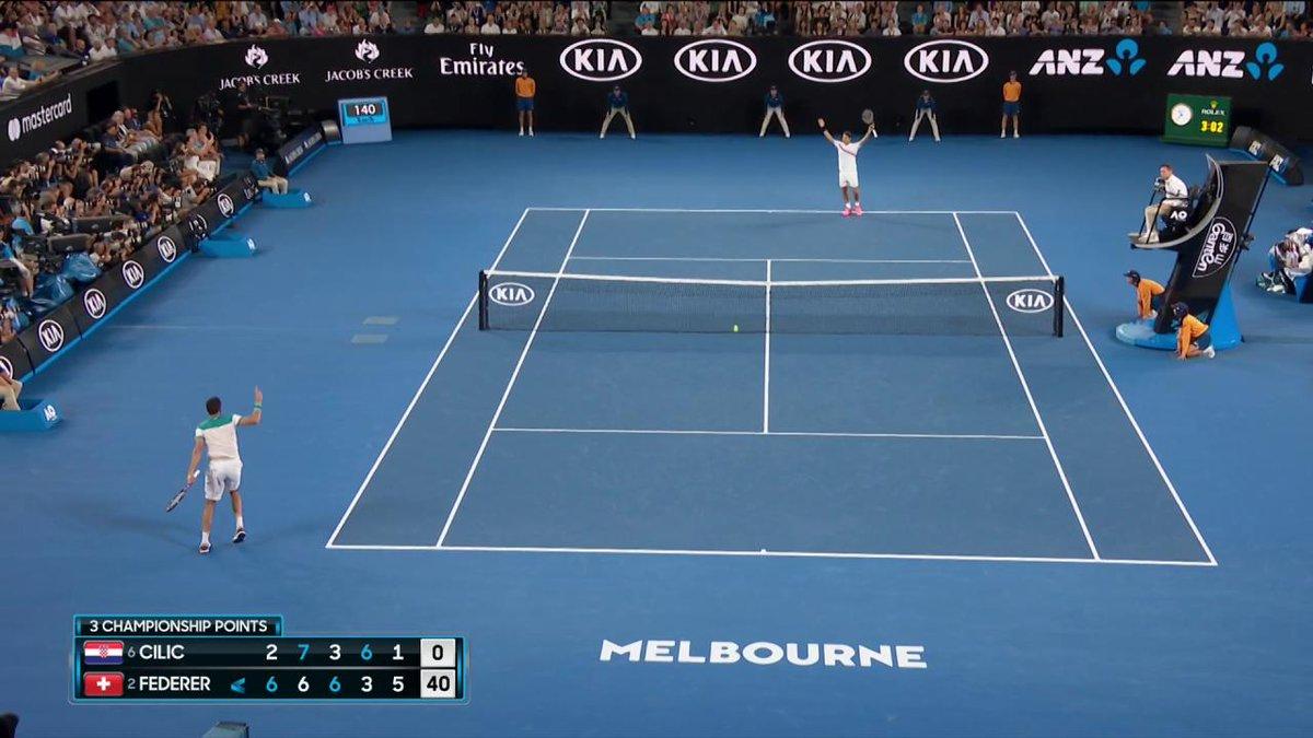 🏆🏆🏆🏆🏆🏆🏆🏆🏆🏆 🏆🏆🏆🏆🏆🏆🏆🏆🏆🏆  @RogerFederer, 2️⃣0️⃣x Grand Slam champion.  #AusOpen