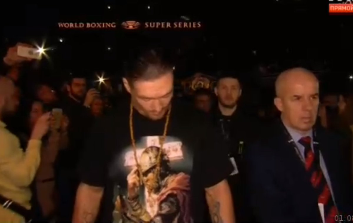 Український боксер Усик виграв бій за титул чемпіона світу WBC і WBO - Цензор.НЕТ 3187