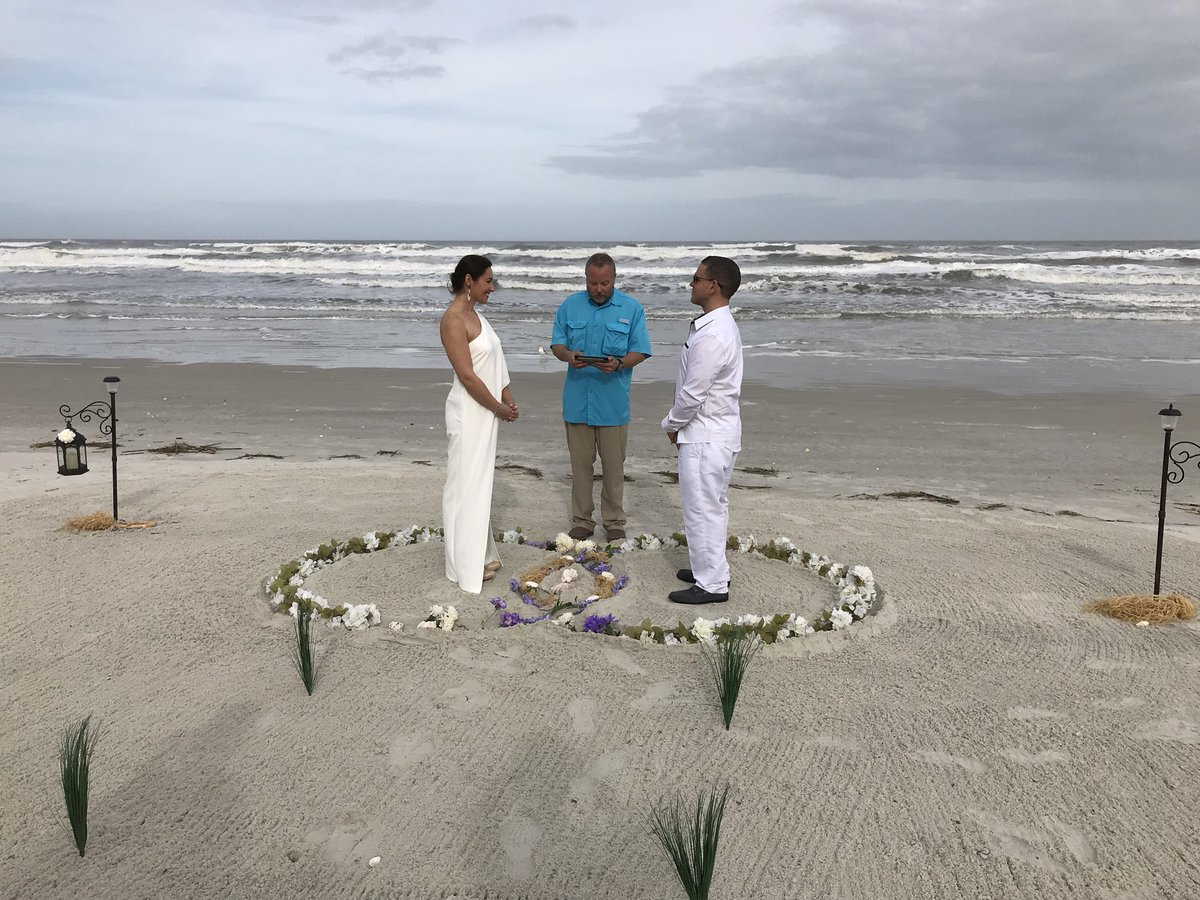 Paradise beach weddings beachweddingnsb twitter 0 rponse 0 retweet 0 jaime nvjuhfo Gallery