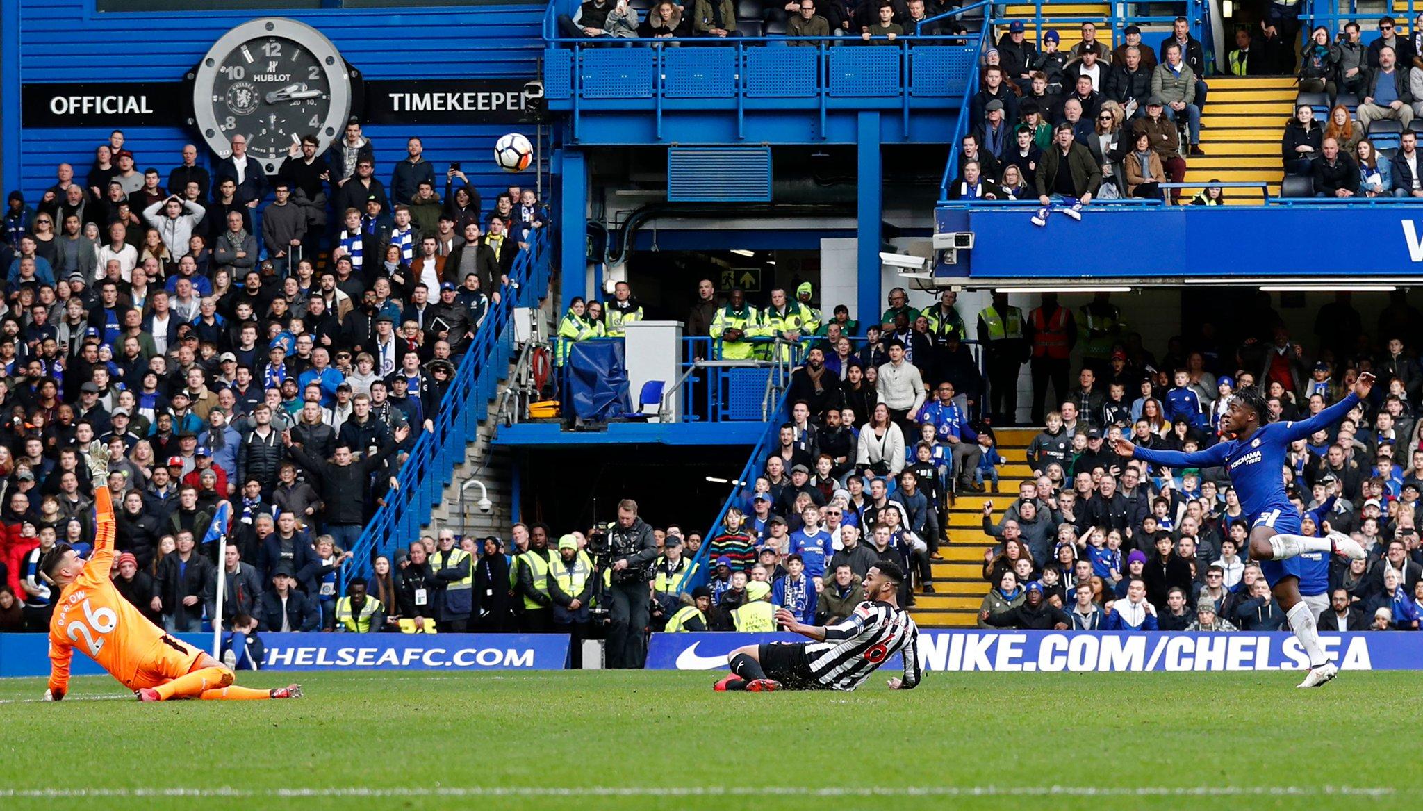 Chelsea FC vs Newcastle United Highlights 3-0 FA Cup