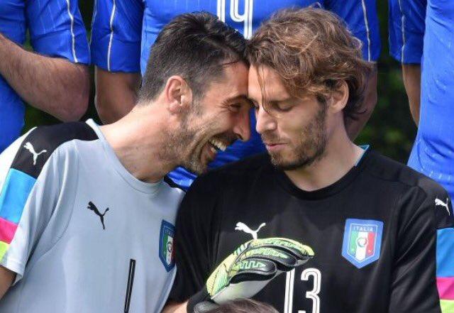 Tanti auguri Gigi...tanti auguri amico mio! #bday #40 @gianluigibuffon