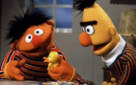 I would like to send a special tweet for my pal @SesameErnie. Happy Birthday Ernie!