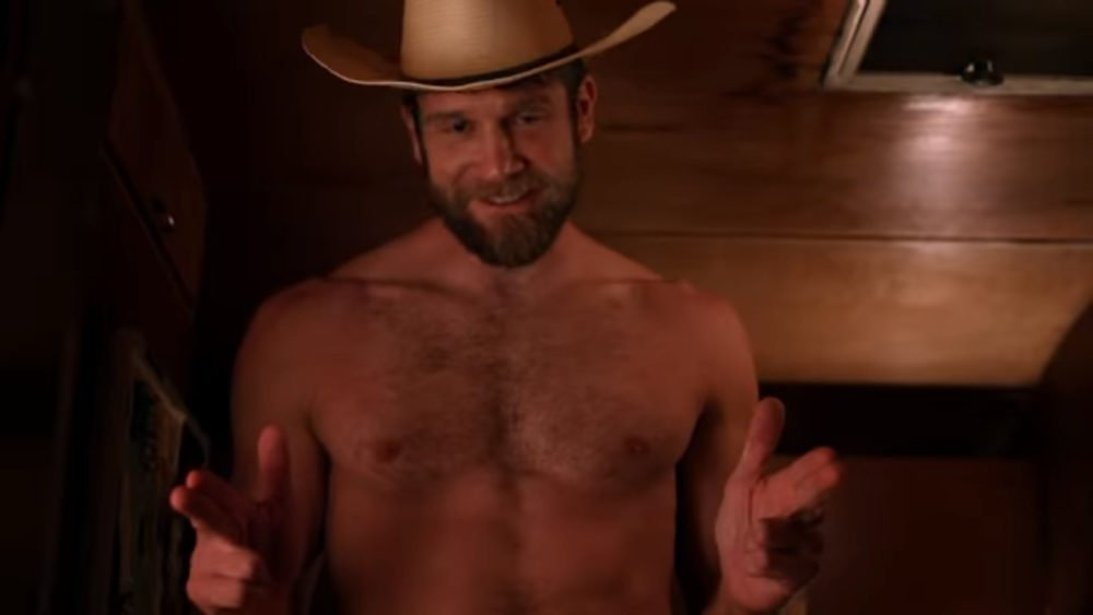 colby keller parker london And