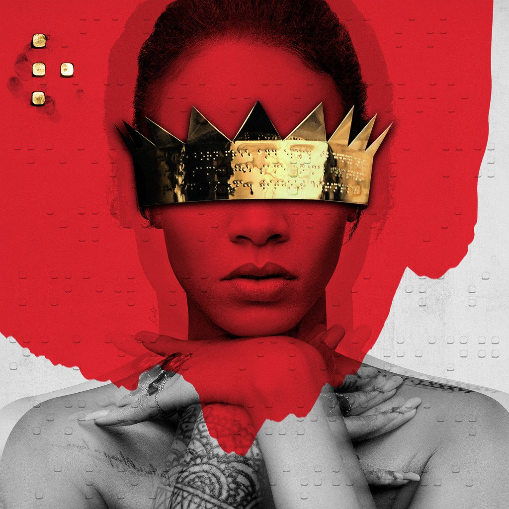 today it\s been 2 years since you released ANTI   Happy Birthday ANTI
