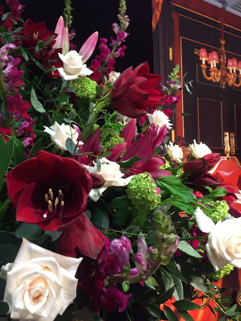 Prestonfield on twitter beautiful floral display this weekend on 955 am 28 jan 2018 izmirmasajfo