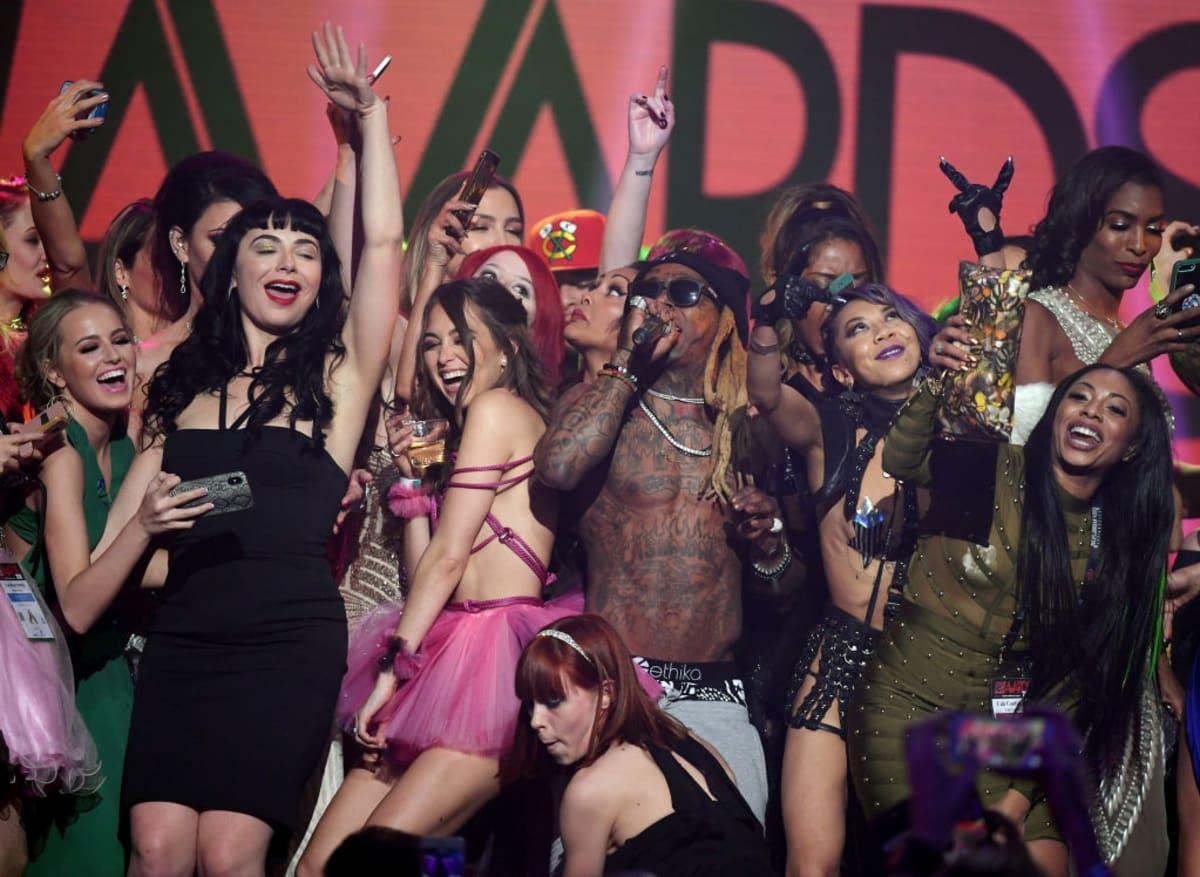 Lil Wayne porno