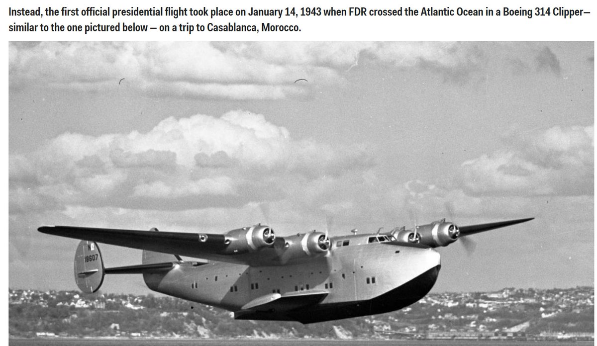 d4de0ed7b RealDonaldTrump fly #DixieClipper  http://www.popularmechanics.com/flight/a20916/visual-history-air-force-one/  … 2015: US AirForce announced it will order 2 ...