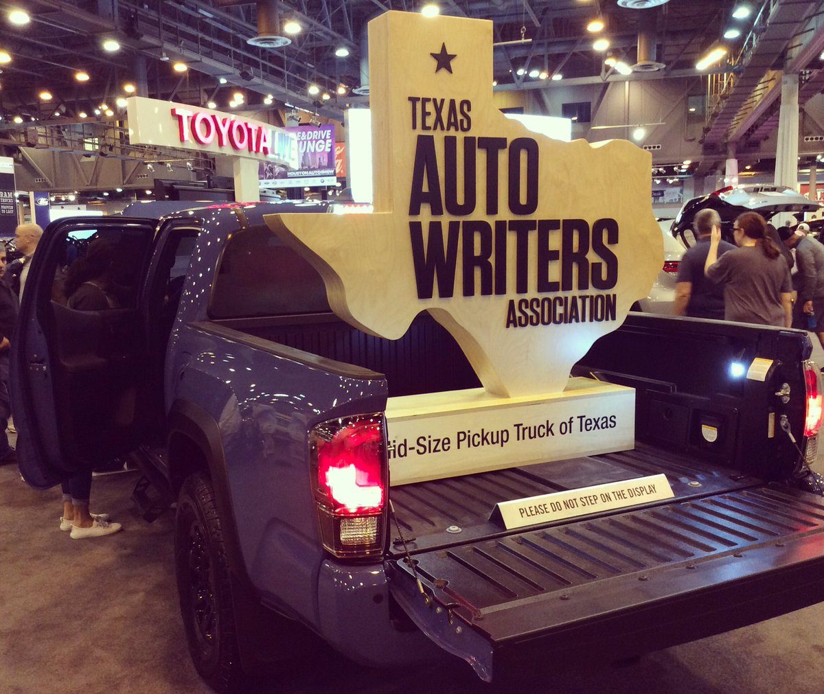 Houston Auto Show On Twitter The Toyota Tacoma Is The Texas - Texas metal car show