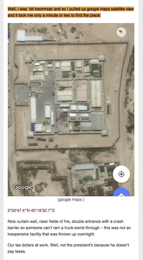 More CIA / similar bases from @mjranum with GoogleMaps & public news reporting https://freethoughtblogs.com/stderr/2017/01/28/black-sites/ …