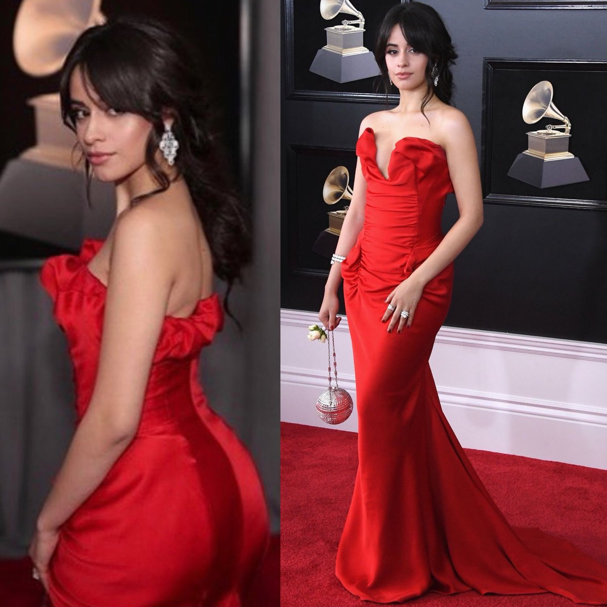 I try to channel the flamenco emoji for as many events as possible #Grammys