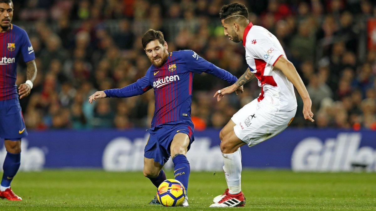 Chấm điểm kết quả Barcelona 2-1 Alaves