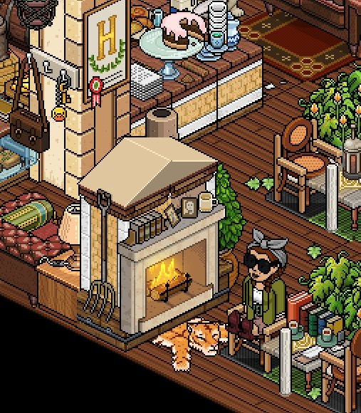 Okeefinokee On Twitter Some Close Up Pics Of My Cafe X Habbo