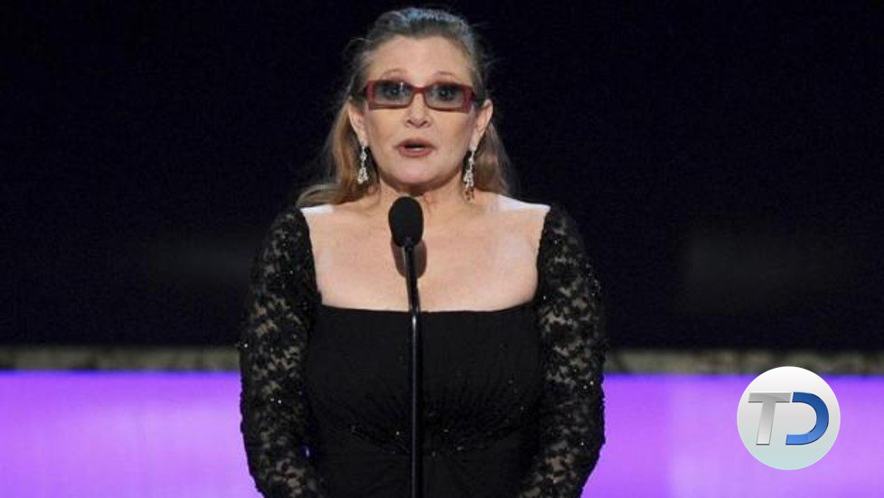 #ENTÉRATE  Gana Carrie Fisher #Grammy póstumo  ➡️ https://t.co/99u7EkWeJ8