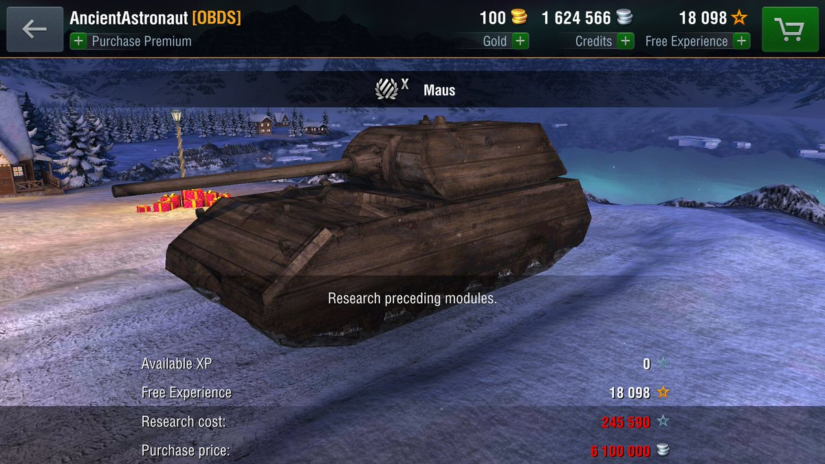 World of Tanks Blitz on Twitter: