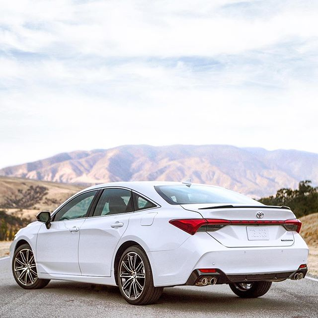 "Toyota Of Santa Fe On Twitter: ""The All-new 2019 #Avalon"